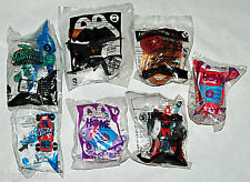 Happy Meal Toy McDonalds Wendys Transformers Batman Puss in Boots Skylanders Lot