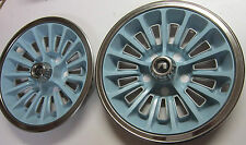 79 AMC Concord Spirit Pacer 2 NOS Wedgwood Blue wheel covers