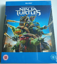 Teenage Mutant Ninja Turtles | Full Slip Blu-Ray Steelbook Edition | NEU NEW
