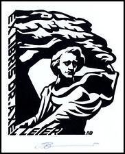 Leonenko Vasyl 1985 Exlibris X3 Bookplate Frederick Chopin Composer Music 156