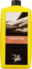 B&E Lederöl, 5000ml, hell