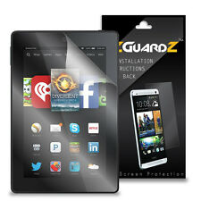 2X EZguardz Screen Protector Cover 2X For Amazon Fire HD 7 Kid's Edition (2014)