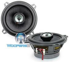 "FOCAL 130CA1SG  5.25"" CAR AUDIO 2-WAY ALUMINUM DOME TWEETERS COAXIAL SPEAKERS"