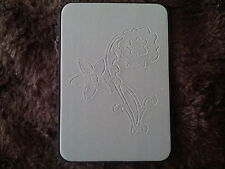 Sizzix Sizzlits FLOWER ROSE LEAVES #5 Medium Die Cutter Fit Cuttlebug & Big Shot