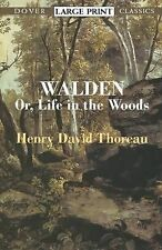 Walden, or Life in the Woods by Henry David Thoreau (2002, Paperback,...