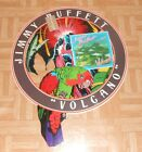 Jimmy Buffett Volcano Double Sided Mobile Poster Display Vintage 1979 RARE 23x28