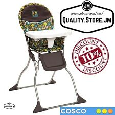 Space Saver High Chair For Baby Chairs Babies Toddlers Portable Cosco Folding