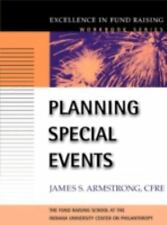 Planning Special Events (JOSSEY-BASS NONPROFIT & PUBLIC MANAGEMENT SER-ExLibrary