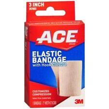 Ace Elastic Bandage With  Velcro 3 Inch