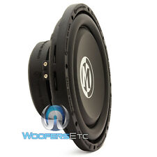 "MEMPHIS 15-SA10D4 10"" SUB 250W RMS 4-OHM CAR SUBWOOFER SLIM SHALLOW SPEAKER NEW"
