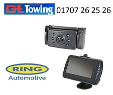 "Digital Wireless Reversing Camera System 4.3"" - For Ifor Williams Horse Trailer"