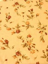 Tessuto 0,5 m Jersey Rose 7,98€/m beige marrone Venduto metro decorazione-