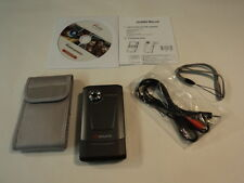 Supersonic Digital Video Camcorder 5.0 MP Gray IQ Sound 8x Zoom IQ-8600