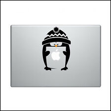 Decal for Macbook Pro Sticker Vinyl laptop air penguin funny mac 11 13 15 cute