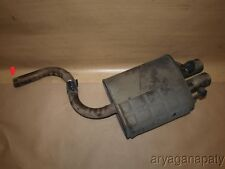 89-94 Nissan 240sx OEM exhaust muffler STOCK factory CUT