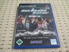 Autobahn Raser Das Spiel Zum Film für Playstation 2 PS2 PS 2 *OVP*