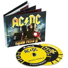 AC/DC - Iron Man 2 [New CD] With DVD, Deluxe Edition