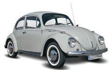 Revell 68 Volkswagen Beetle Plastic Model Kit RMXS4192