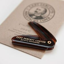 Captain Fawcett's PIEGHEVOLE pocket BAFFI PETTINE-si veda 87T-made in Inghilterra