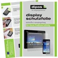 6x Asus PadFone Infinity A86 screen protector protection guard anti glare