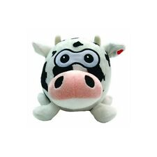 Chuckimals 'Cow' 5 Inch Plush Soft Toy Brand New Gift