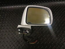 2003 HYUNDAI TRAJET 2.0 CRTD GSi 5DR DRIVERS WING MIRROR ELECTRIC WHITE