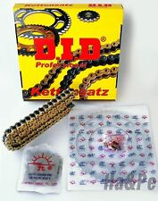 * Suzuki GSX-R 600 U DID Kettensatz chain kit VX 525 G&B gold 2006 - 2008
