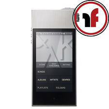 New Astell & Kern AK120II Digital Music player with DSD 128 GB Wi-Fi & Bluetooth