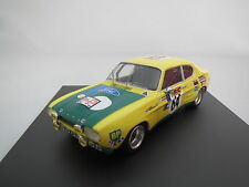 "TROFEU  FORD  Capri  RS  #64  3rd Tour de France  ""1972""  1:43  in Vitrine !"