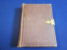 Antique American Photo Album From The 19th Century CDV Type Photos Civil War