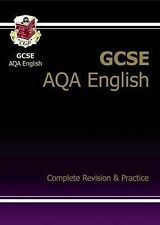 GCSE English AQA Complete Revision & Practice Year 11by CGP Books Classroom Exa