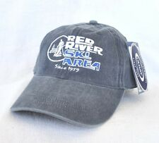 *RED RIVER NEW MEXICO* Ski Snowboard Ball cap hat *OURAY* 51005 longer bill