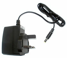 KORG DT-10BK POWER SUPPLY REPLACEMENT ADAPTER UK 9V