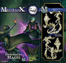 Malifaux The Arcanists BNIB Oxfordian Mages (3 Pack) WYR20323