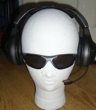 Mannequin male head hand cast in plaster, for hats, specs etc or unusual decor.