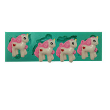 My Little Pony Silicone Fondant Cake Mould Sugar Cake Decorating SET A