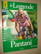 RARO MAXI MAGAZINE BOOK BS BICISPORT LE LEGGENDE MARCO PANTANI DI ENZO VICENNATI