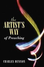 The Artist's Way of Preaching-ExLibrary