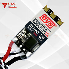 DYS ESC XSD 30A v2 3-5S BLHeli_S Supports Dshot600 Dshot300 For High KV Motors