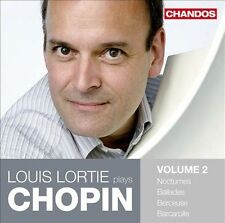 Louis Lortie plays Chopin, Vol. 2 2012 by Chopin; -- Ex-library