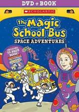 Magic School Bus, The - Space Adventures (DVD, 2014, With Book)