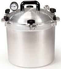 NEW ALL AMERICAN 21.5 Quart 921 Pressure Cooker Canner