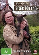 Escape to River Cottage NEW R4 DVD