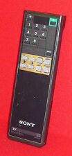 ORIGINAL GENUINE SONY TV TRINITRON REMOTE CONTROL RM-655