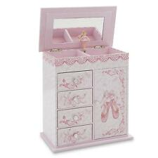 Girl's Musical Ballet Slippers Jewelry Box -Yd lnc.