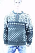 Authentic CBC Menswear Men's wool crew neck sweater US XL Made in USA