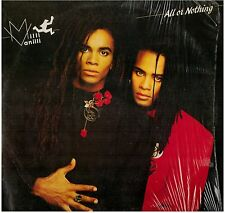 LP 6936  MILLI VANILLI  ALL OR NOTHING