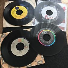 45 RPM Records-Lot of 4-Madonna, Go Go's, Stray Cats, Duran Duran~ 1980s Singles