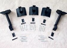 Lot of 5 Bose UB-20B Wall Speaker Mount Brackets For Jewel & Other Cube Speakers