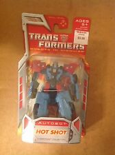 Transformers Cybertron Legends Class Hot Shot figure sealed MOC Autobot